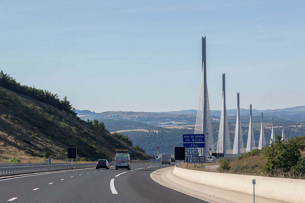 Виадук Мийо (le Viaduc de Millau)
