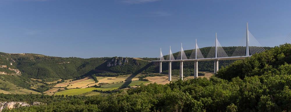 Виадук Мийо (le Viaduc de Millau) ©Татьяна Гладченко, 2014