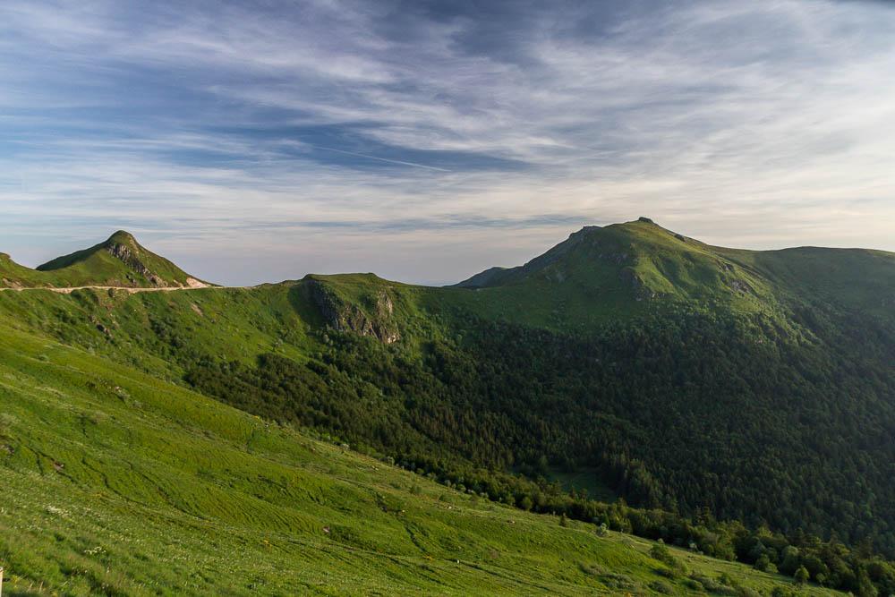Центральный массив, Франция (Massif Central) ©Татьяна Гладченко, 2014