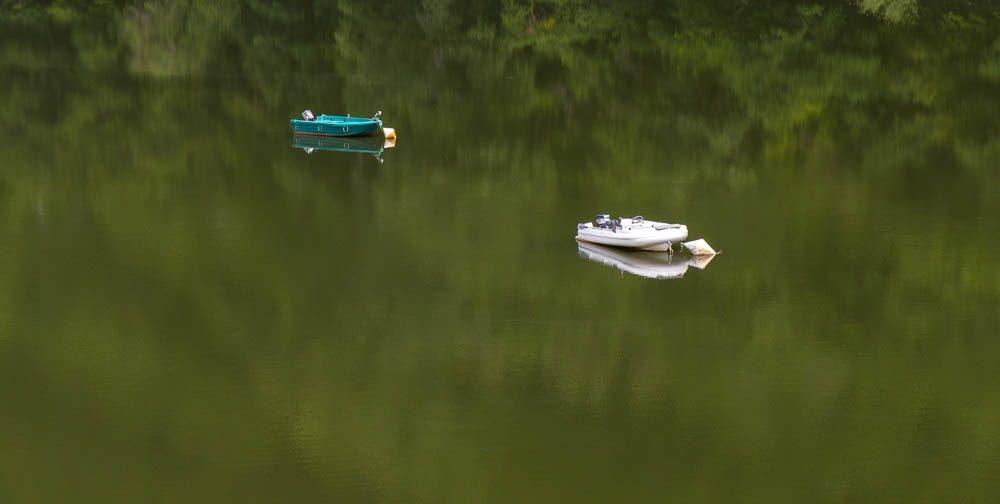 «Только зеркало зеркалу снится, тишина тишину сторожит ©Татьяна Гладченко», 2014