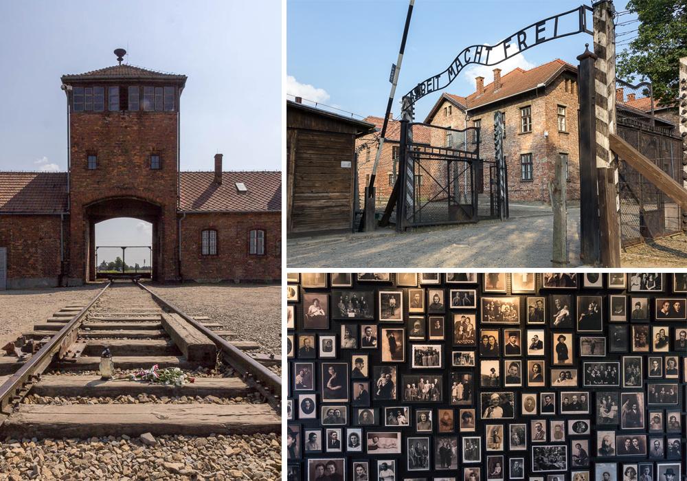 Освенцим. Взгляд в черноту из солнечного лета 2012 года ©Татьяна Гладченко, 2015