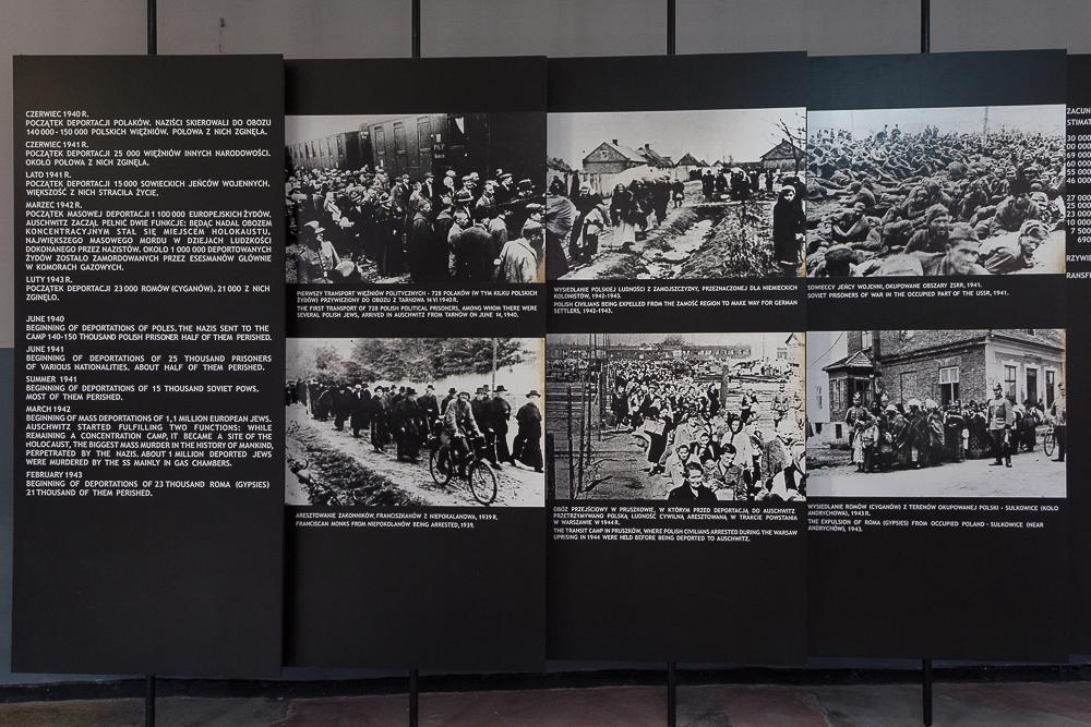 Доставка заключенных в концлагерь