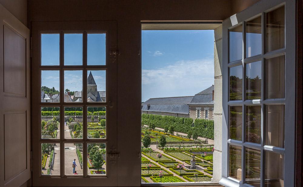 Замок Вилландри (Château de Villandry), Франция ©Татьяна Гладченко, 2014