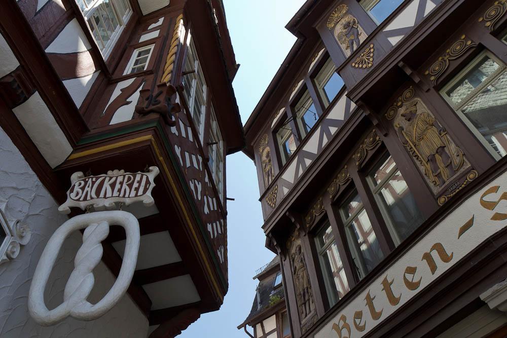 Лимбург-на-Лане (Limburg an der Lahn) ©Татьяна Гладченко, 2015