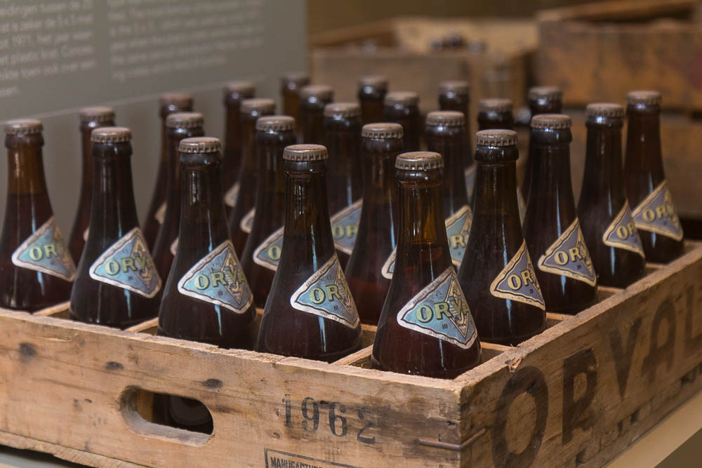 Пиво аббатства Орваль (Abbaye Notre-Dame d'Orval) ©Татьяна Гладченко, 2015