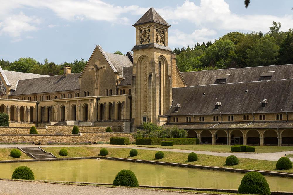 Аббатство Орваль (Abbaye Notre-Dame d'Orval) ©Татьяна Гладченко, 2015