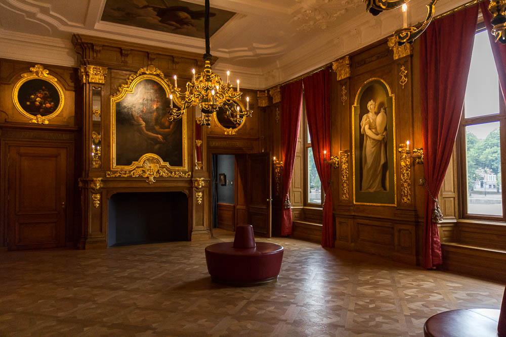 Музей Маурицхёйс в Гааге (Mauritshuis) ©Татьяна Гладченко, 2015