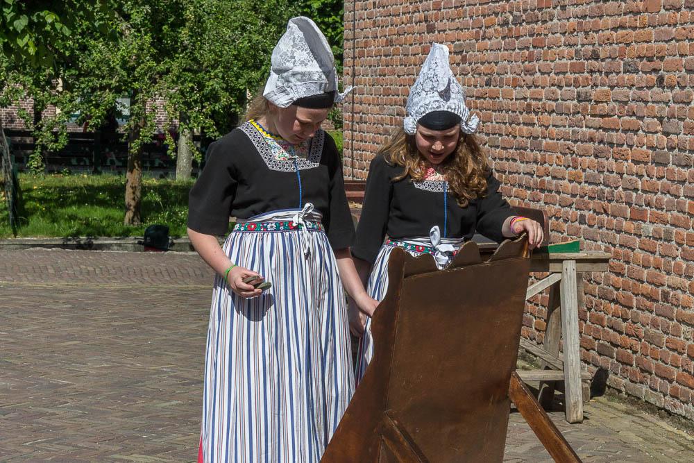 Музей Зёйдерзее (Zuiderzee Museum) ©Татьяна Гладченко, 2015