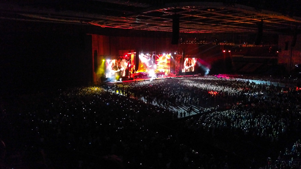 Metallica —Lords of Summer, 2015, Moscow