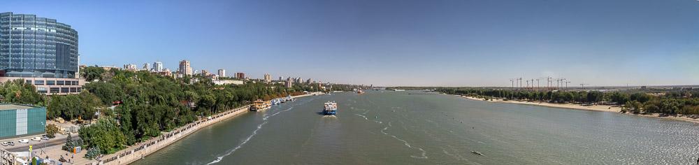 Показушное. Ростов. Моя первая панорама ©Татьяна Гладченко, 2015