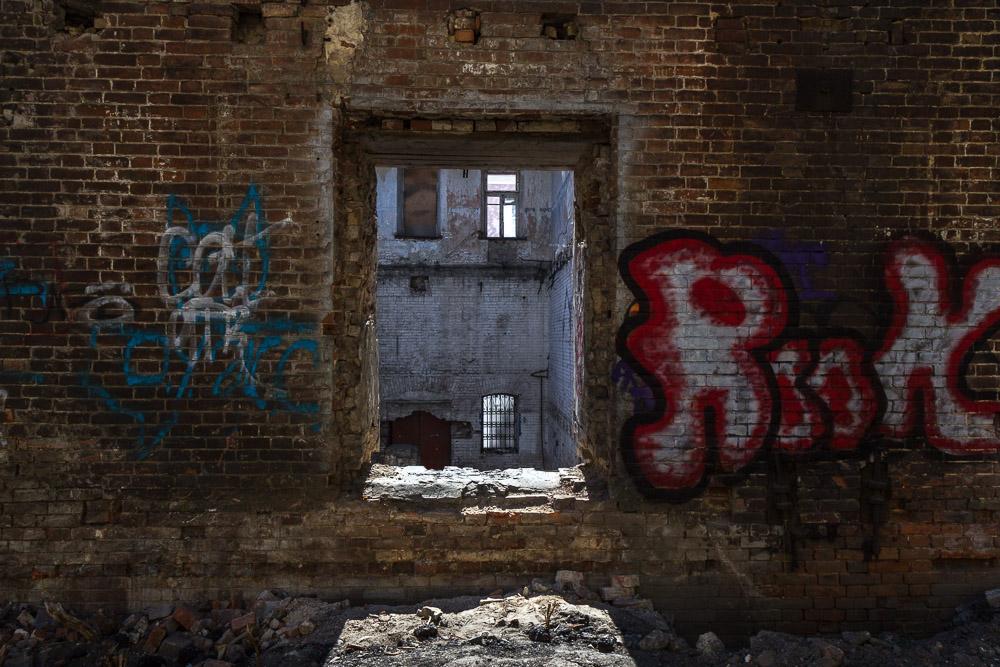 Парамоновские склады, 2015 год ©Татьяна Гладченко, 2015