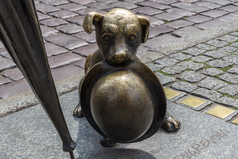 Пёс Филюс, Торунь (Toruń) ©Татьяна Гладченко, 2015