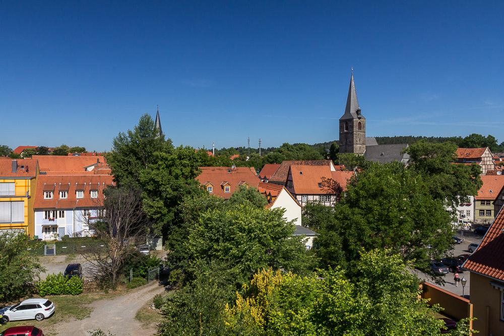 Кведлинбург (Quedlinburg) ©Татьяна Гладченко, 2015