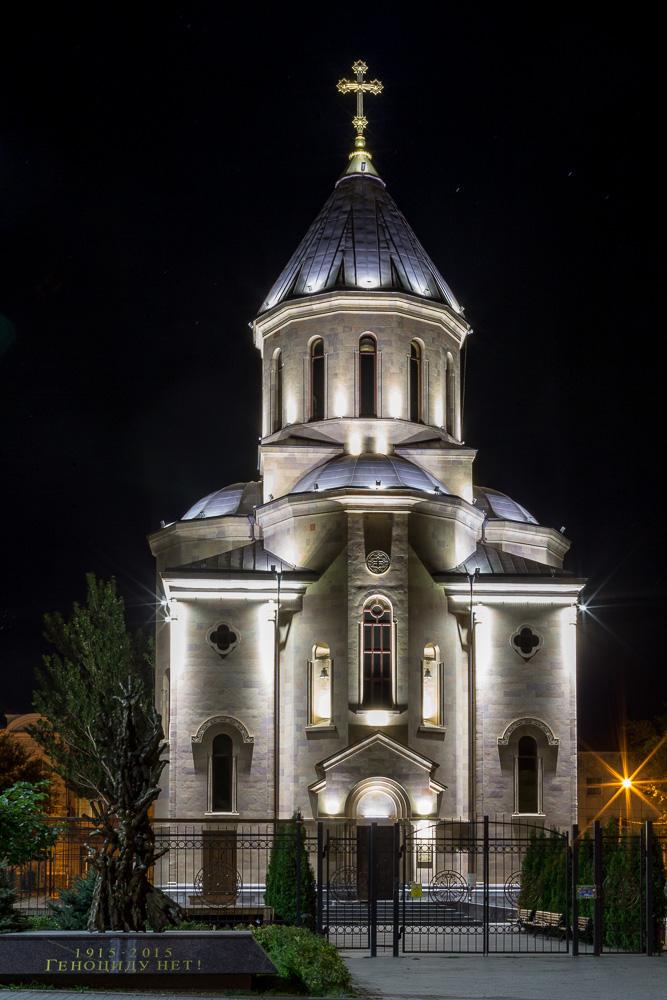 Сурб Арутюн, Нахичевань-на-Дону ©Татьяна Гладченко, 2015