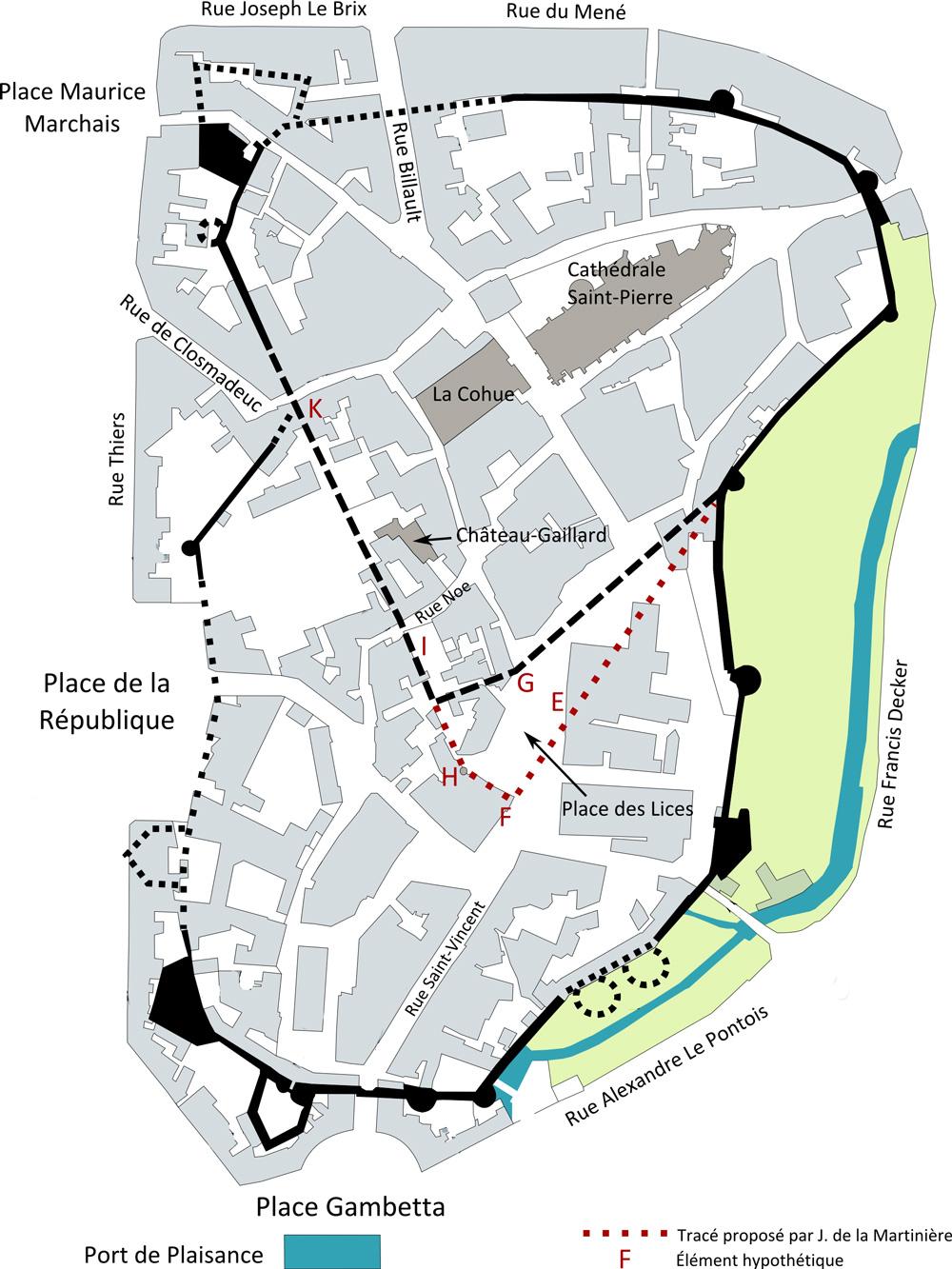 Remparts de Vannes
