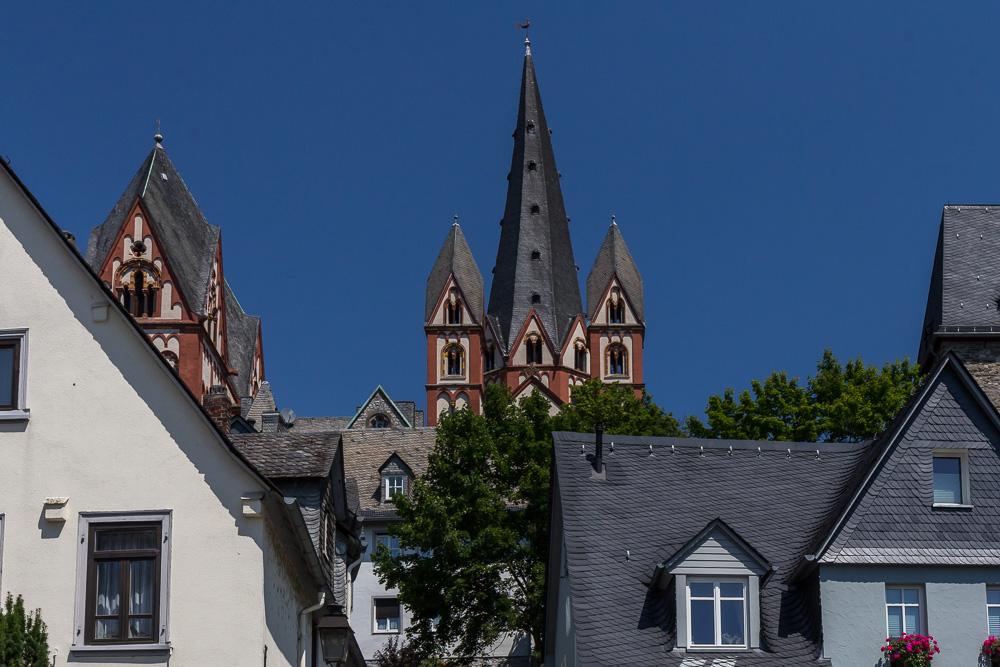Лимбург-на-Лане (Limburg an der Lahn) © Татьяна Гладченко, 2015