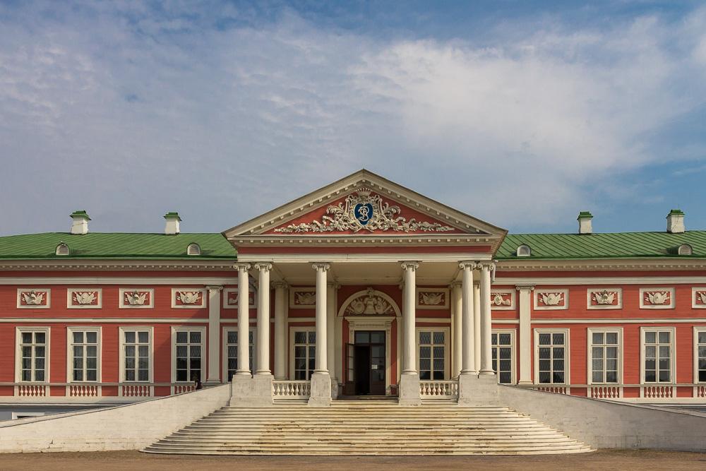 Усадьба Кусково. Дворец ©Татьяна Гладченко, 2015