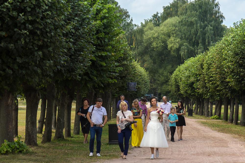 Усадьба Кусково. Парк ©Татьяна Гладченко, 2015