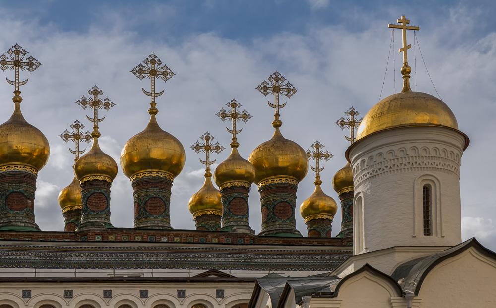 Церковь Ризоположения ©Татьяна Гладченко, 2015