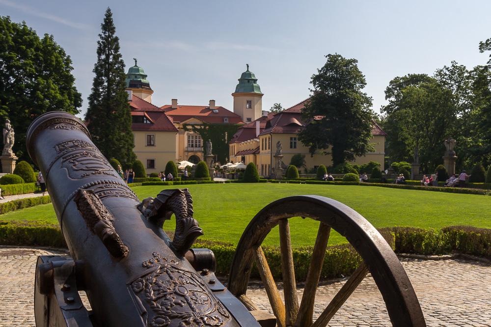 Замок Ксёнз, Валбжих (Zamek Książ, Wałbrzych) ©Татьяна Гладченко, 2016