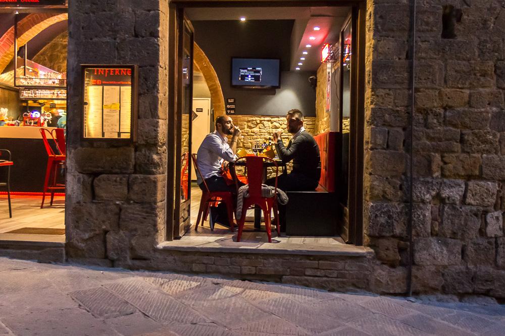 Сан-Джиминьяно (San Gimignano), Италия ©Татьяна Гладченко, 2016