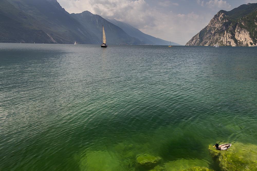 Рива дель Гарда (Riva del Garda), Италия ©Татьяна Гладченко, 2016