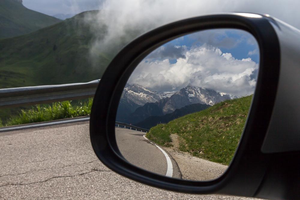 Перевал Селла (Passo Sella), Италия ©Татьяна Гладченко, 2016