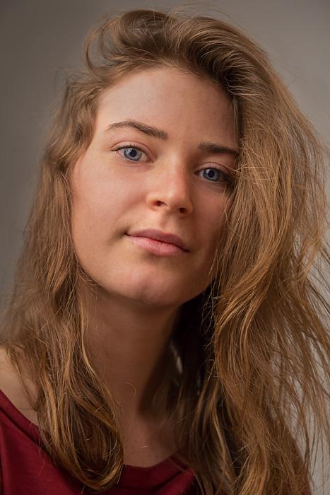 Woman portrait © Tatiana Gladchenko