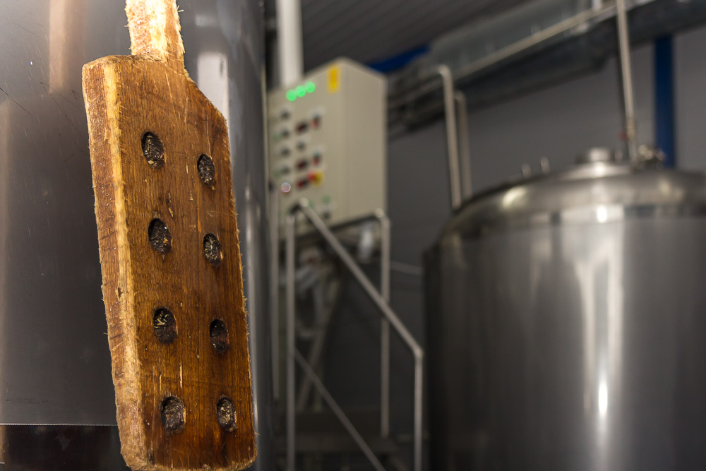 Craft Brewery «Ant» © Tatiana Gladchenko