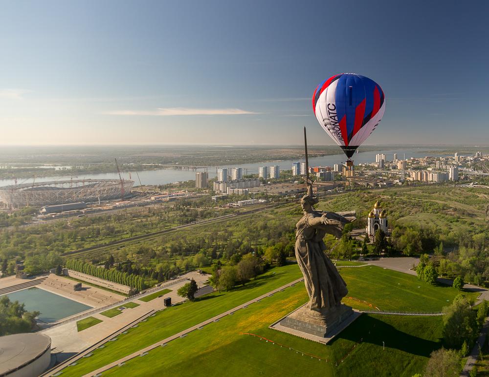 Aeronuts, Volgograd © Tatiana Gladchenko