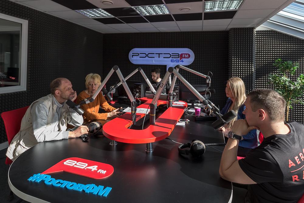 RadioRostivFM© Tatiana Gladchenko