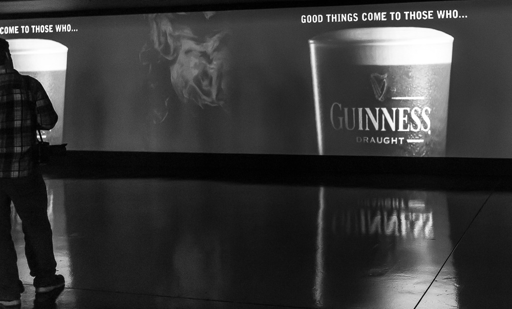 Guinness museum © Tatiana Gladchenko
