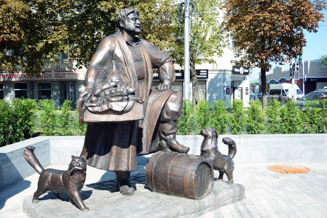 Купец Ставрополь