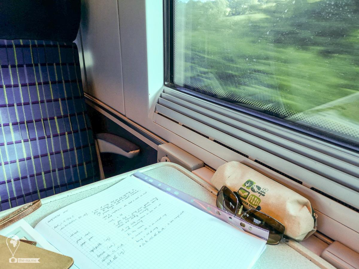 Irish Railway 2019 © Tatiana Gladchenko