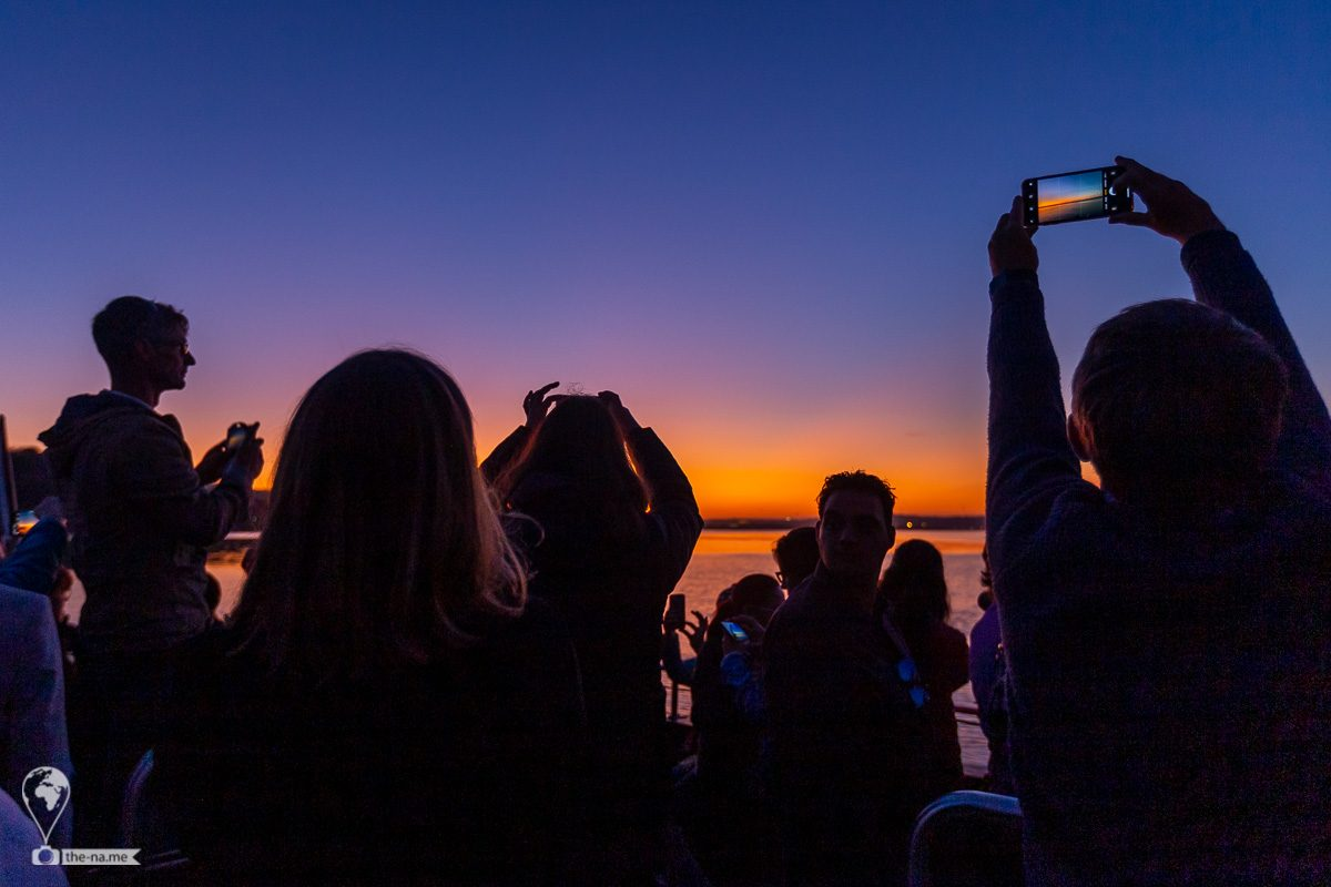 Sunset Cruise 2019 © Tatiana Gladchenko